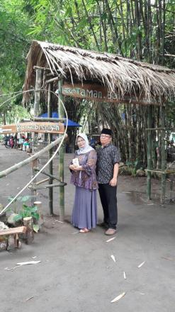 Taman Glugud Potensi Wisata di Wonokromo