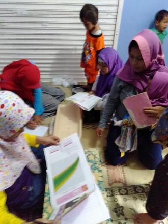 Kegiatan Posyandu Balita dan Lansia Dusun  Jejeran II Desa Wonokromo