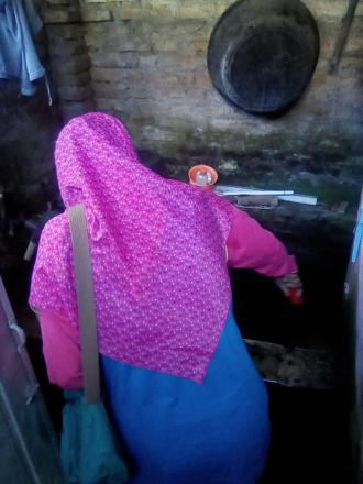 Musim Hujan, Pemerintah Desa Wonokromo Giat Melaksanakan PSN