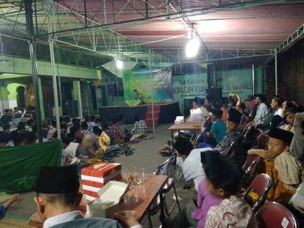 Pengajian Nuzunul Quran Dusun Brajan