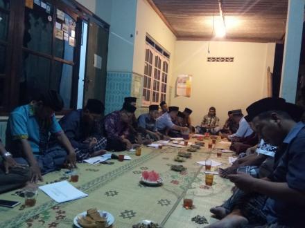 Jaring Aspirasi  Dusun Brajan Mulai Mengarah Ke Pembinaan Dan Pemberdayaan Masyarakat