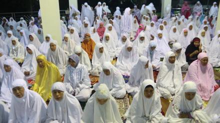 Mengejar Berkah Malam Lailatul Qodar di Dusun Jejeran
