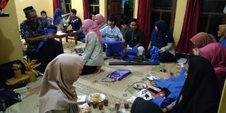 Pelatihan P3K Pemuda Pemudi Dusun Ketonggo