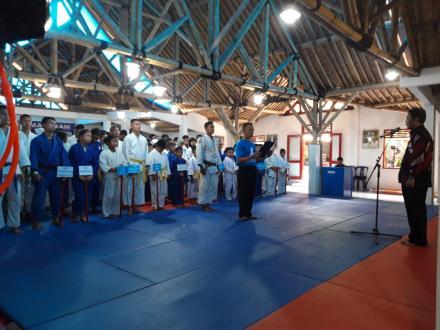 Kejuaraan Judo DIY-Jateng Rebopungkasan Cup 2019