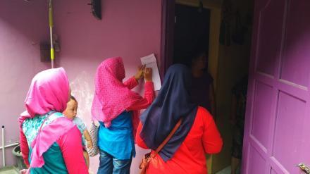 Giat PSN Dusun Jati