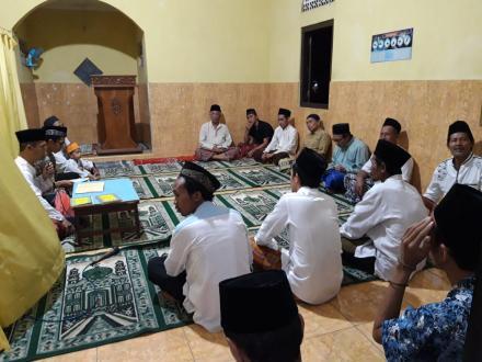 Peringatan Maulid Nabi Langgar Kuning Dusun Ketonggo