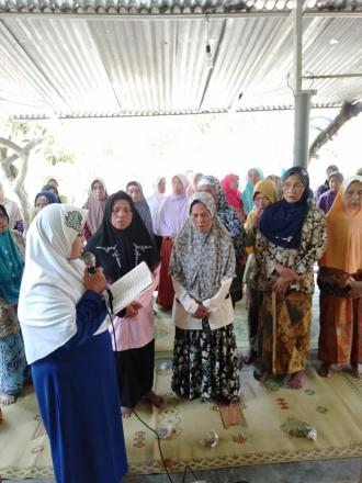 Giat Posyandu Lansia Dusun Jejeran II Wonokromo