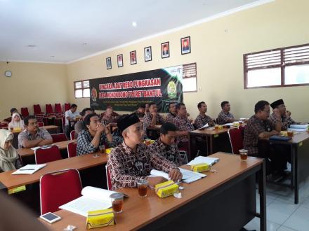 Kajian Sejarah Upacara Adat Tradisi Rebo Pungkasan Desa Wonokromo