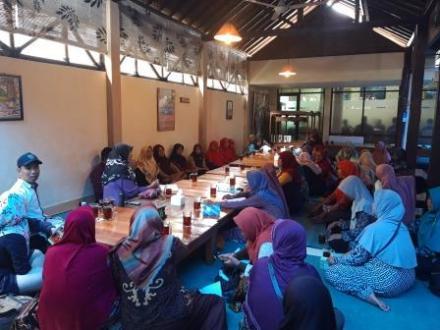 Monitoring dan Evaluasi Posyandu Desa Wonokromo