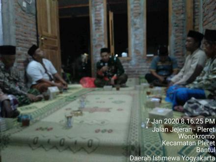 Etika Warga Baru Dusun Brajan