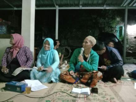 MMD-3 Dusun Brajan dan Pemantapan Launching Posbindu BAHTERA