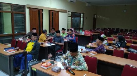 Persiapan Awal BPD Wonokromo Dalam Pilurdes Serentak 2020