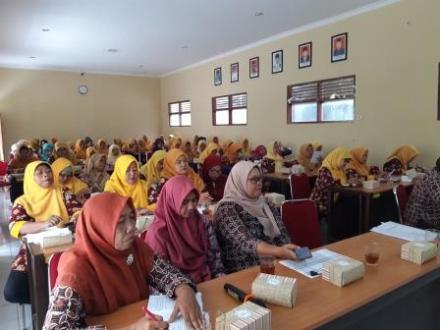 Rapat Koordinasi Tingkatkan Kinerja Kader PPKBD Dan Sub PPKBD Desa  Wonokromo