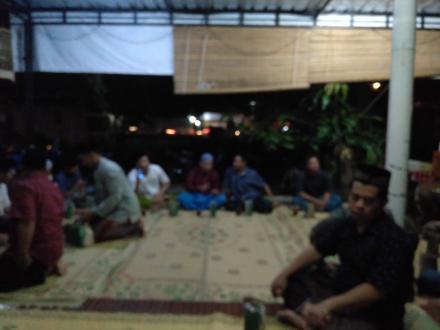 Majlis Yasinan Pemuda Dusun Brajan