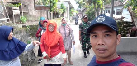 Cegah Wabah DBD, Kader Dusun Sareyan Laksanakan PSN