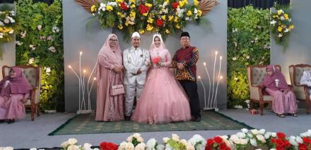 Janji Suci Pernikahan Bukti Cinta sejati