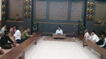 Mujahadah Rutin Malam Kemisan Dusun Wonokromo I Ajak Saling Mendoakan Sesama Muslim