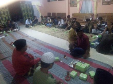 Pertemuan Pokgiat LPMD Dusun Sareyan