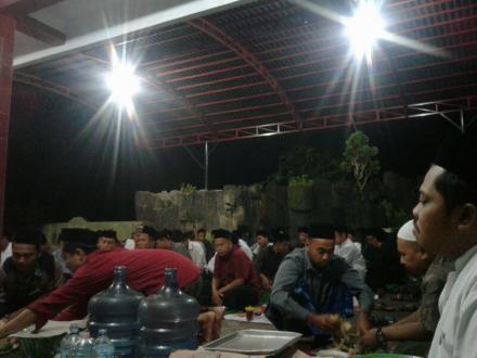 Majelis Manakib Dusun Brajan
