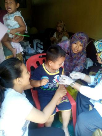 Imunisasi MR